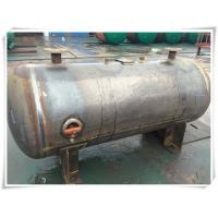 Wholesale 230 Psi Pressure Compressor Air Storage Tank Replacements Horizontal / Vertical from china suppliers