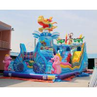 Wholesale 0.55MM PVC Cheap Children Bouncy House Type Giant Commercial Inflatable Jumper Bouncer For Sale from china suppliers