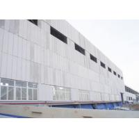 Quality Concrete AAC Slab Panel Plant Lightweight Wall Panel Machine 380kw - 450kw Light for sale