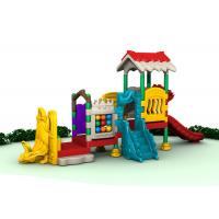 Toddler Outdoor Playground Sets Outdoor Plastic Playset With Slide For Adventure