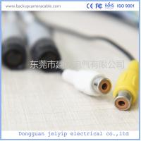 Quality Waterproof Camera Monitor Cable , Rear View Camera Cable 20 Pin 1 Male To 4 for sale
