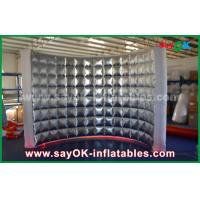 Wholesale Golden And Silver Inflatable LED Photo Booth Frame With Touch Screen Remote Control from china suppliers