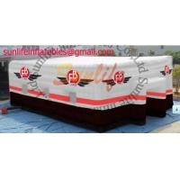 Wholesale inflatable air constant pvc outdoor bubble tent from china suppliers