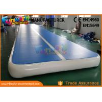 Wholesale Durable Outdoor Inflatable Sports Games Air Gym Mat 10 x 2 x 0.2m from china suppliers