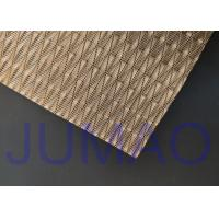 Wholesale Light Architectural Metal Fabric Customized Art Wire Mesh For Space Divider from china suppliers