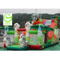 Wholesale New design Inflatable trampoline for sale with warranty 24months from GREAT TOYS LTD from china suppliers