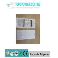 Wholesale High Glossy Decorative Powder Coating Epoxy / Polyester Powder Coating RAL 9016 from china suppliers