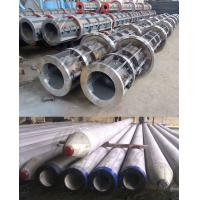 Wholesale 700mm / 800mm Concrete Pole Steel Mould , concrete electric poles from china suppliers