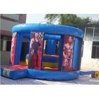 Buy cheap Commercial Exciting Outdoor Inflatable Wresting Sport Games For Hercules from wholesalers
