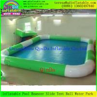 Wholesale Best Selling Large Square Inflatable Pools For Adults And Child For All Size from china suppliers