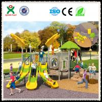 Wholesale Amusement Park Cheap Outdoor Playground Equipment for Children QX-005A from china suppliers