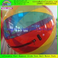 Wholesale High Quality PVC Commercial Inflatable Water Park Games Inflatable Water ball Water Bubble from china suppliers