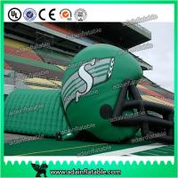 Wholesale Inflatable Helmet Tunnel For Football Sports from china suppliers