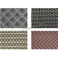 China 30m Length Stainless Steel Decorative Wire Mesh 0.5mm Wire Dia on sale