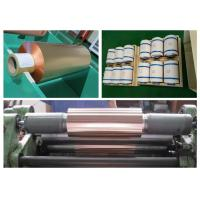 Wholesale FPC / FCCL RA Copper Foil Sheet Roll , SGS 99.95% Purity Pure Copper Foil from china suppliers
