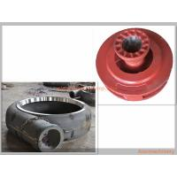Wholesale Centrifugual Slurry Pump Spare Parts For Mining / Sand Dredging / Slurry Suction from china suppliers