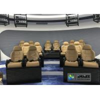 Wholesale Virtual Reality Wonder 5D Cinema System Low Energy Consumption For Museum Center from china suppliers
