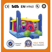 Wholesale 2014 high quality commercial grade inflatable bouncers with EN14960 certificate from china suppliers