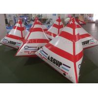 Wholesale Water Triathlons Inflatable Swimming Buoy For Advertising Lightweight from china suppliers