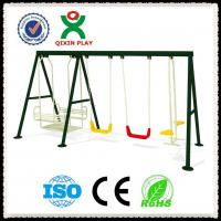 Wholesale Children Swing Seat Used Galvanized Steel Swing Seats for Whole Sale  QX-100E from china suppliers