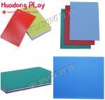 Waterproof Playground Floor Mats PVC  Skidproof Vinyl For Sports Area