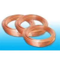 Wholesale Low Carbon Steel Strip Refrigeration Copper Tube 4.76 * 0.7 mm from china suppliers