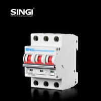 Quality C40 40A / 220V / 380V Miniature Circuit Breakers / household circuit breakers for sale