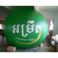 Wholesale Big PVC Green Air/ Inflatable Balloon/ Ball For Advertisement from china suppliers
