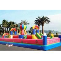 Buy cheap inflatable games,giant inflatables,children's amusement park,large amusement from wholesalers