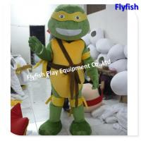 Wholesale ninja turtles mascot costume from china suppliers