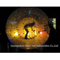 China Inflatable Shining Zorb Ball for Sale (CY-M1862) on sale