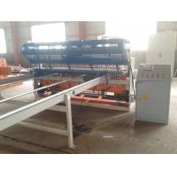 Wholesale PLC Control Mesh Panel Welding Machine , Automatic Wire Mesh Welding Machine from china suppliers