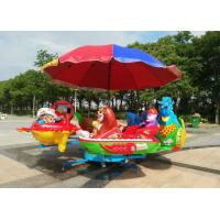 Wholesale Revolving carrousel, revolving flying chair,Ferris wheel,Outdoor playground game machine in park Children play game toys from china suppliers