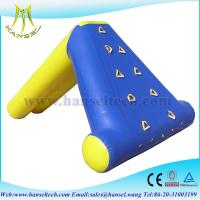 China Hansel HOT Funny large inflatable water floats,inflatable water park for sale on sale