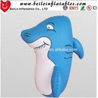 Wholesale 1MH Factory direct hot sale blue PVC inflatable roly-poly toy for kids from china suppliers