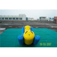 Wholesale Durable Water Park Inflatable Water Games Blow Up Swim Toys TUV Certificated from china suppliers