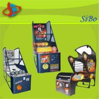 Wholesale GM33 coin operated basketball game machine from china suppliers