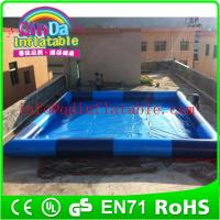 Wholesale Customized huge inflatable water pool large inflatable pool,inflatable pool for sale from china suppliers