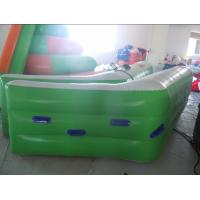 Wholesale 0.90mm PVC Inflatable Water Park Slide / Bridge for Pool Seashore YHWS-002 from china suppliers
