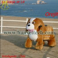 Hansel Newest 2016 Hansel motorized animals in guangzhou panyu