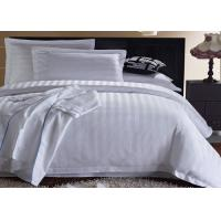 Wholesale Queen Size / King Size Hotel Bedding Sets 4 Pieces Most Comfortable Custom Color from china suppliers