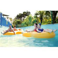 Wholesale Family Water Park Lazy River Water Slide For Children Over 10 Years Old from china suppliers