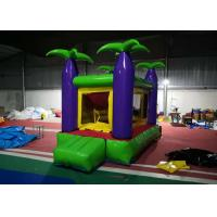 Wholesale Cool Monkey  Adult Size Bounce House Tropical Style  0.55mm PVC Vinyl Material from china suppliers
