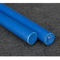 Buy cheap Self-lubrication UHMWPE Sheet Natural Transparant UHMWPE Rod from wholesalers