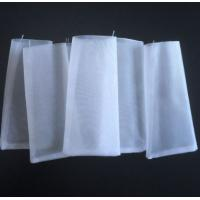 Wholesale Customized Size High Temperature Filter Bags , Recyclable Filter Media Bags from china suppliers