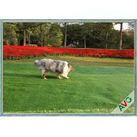 Wholesale Residential / Commercial Landscaping Pet Artificial Turf With Monofil PE Curly PPE Materal from china suppliers