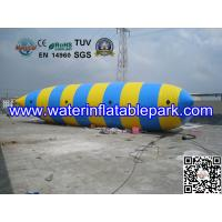 Wholesale Popular Large Inflatable Water Blob Rentals Toy Amusement Park from china suppliers