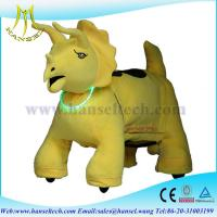 Wholesale Hansel coin operated rides soft games playground indoor from china suppliers