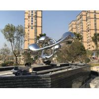 Wholesale Outdoor Famous Abstract Sculptures Modern Style For Square Decoration from china suppliers
