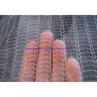 Wholesale Crochet Weaving Compressed Knitted Wire Mesh Filtering Screen Flat / Corrugated Type from china suppliers
